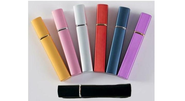 Plniteľný rozprašovač parfumov
