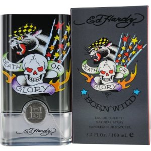 Christian Audigier Ed Hardy Born Wild Men EDT 50 ml
